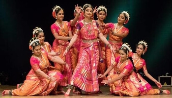 Kuchipudi Recital By Tharishya Reddy