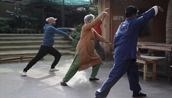 Taichi Classes By Babu Rao